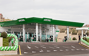 Azpetrol opened a new petrol filling station in Masazir on May 06, 2017