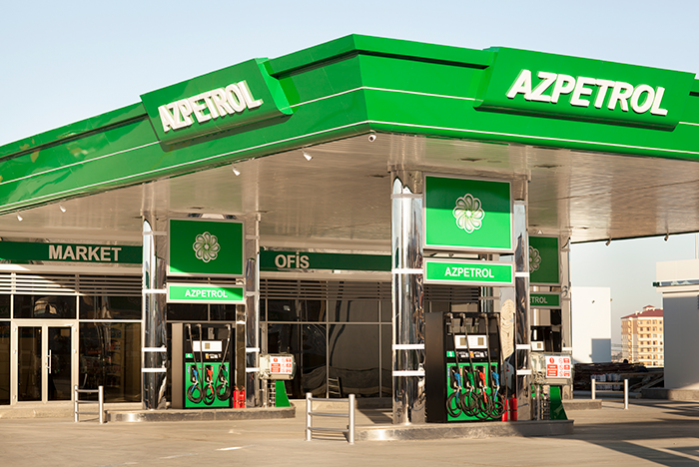 В городе  Баку введено в эксплуатацию новый ТЗП  «Azpetrol»