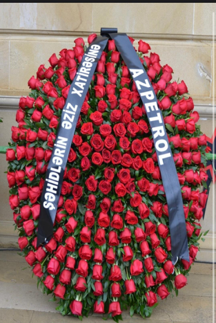 """Azpetrol"" Company commemorated the victims of the 20 January tragedy"